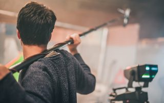 best shotgun mics for film cover photo