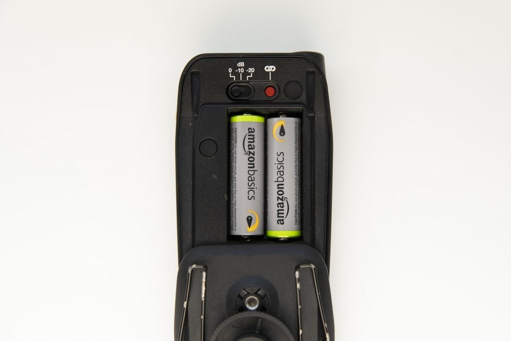 rodelink wireless filmmaker kit batteries