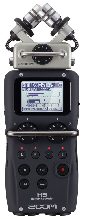 zoom h5 front
