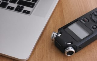 cheap audio recorders for filmmaking cover photo