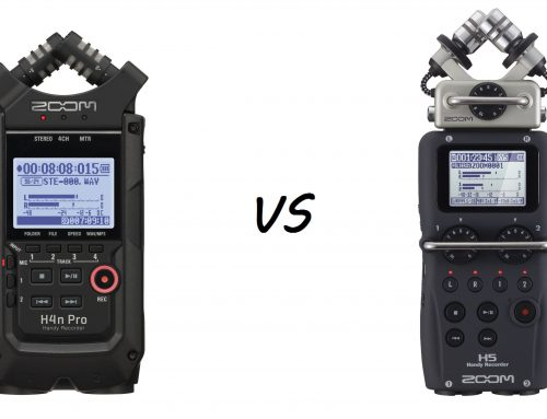 Zoom H4n Pro vs H5: A Subtle Improvement