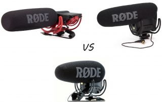 rode videomic vs videomic pro vs pro+ cover photo