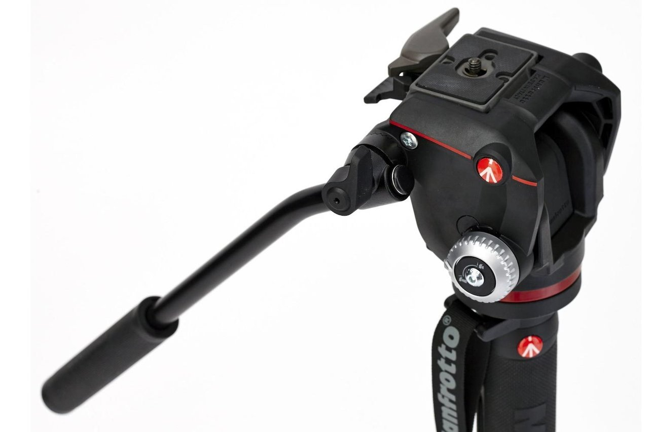 manfrotto XPRO monopod review cover photo