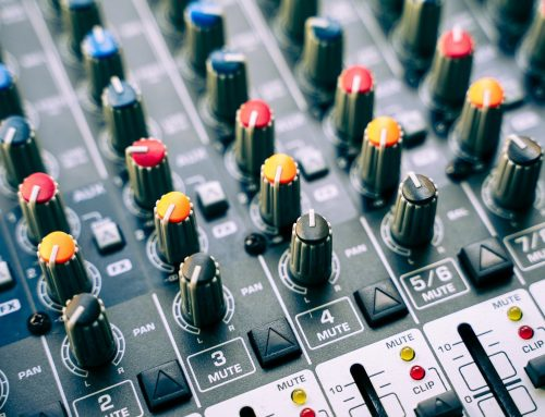 7 Reasons You Should Always Record in a Studio